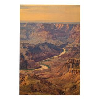 Grand Canyon National Park Wood Wall Art