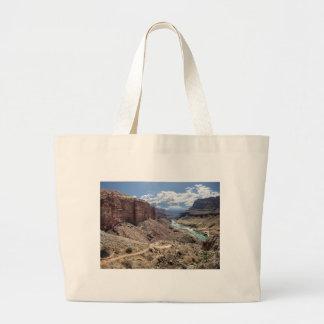 Grand Canyon near Deer Creek Falls - Thunder River Jumbo Tote Bag