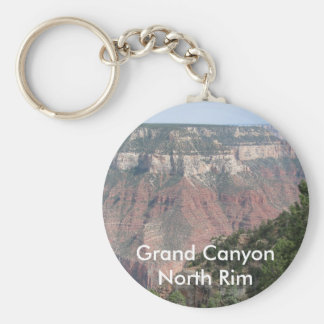 Grand Canyon North Rim Key Ring