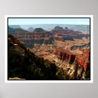Grand Canyon North Rim Poster