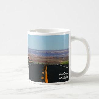 Grand Canyon Open Road Mug