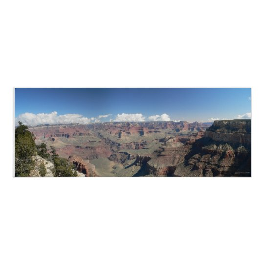 Grand Canyon Panoramic Poster