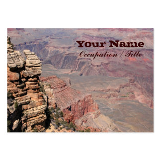 Grand Canyon Perspective II Pack Of Chubby Business Cards