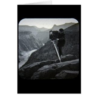 Grand Canyon Photographer Vintage Greeting Cards
