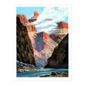 Grand Canyon Post Card