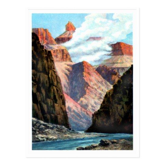 Grand Canyon Post Card