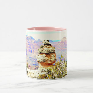 Grand Canyon Rock Combo Mug