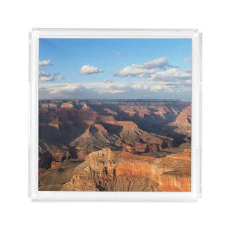 Grand Canyon seen from South Rim in Arizona Acrylic Tray