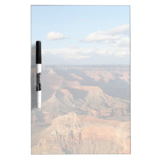 Grand Canyon seen from South Rim in Arizona Dry Erase Board