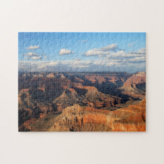 Grand Canyon seen from South Rim in Arizona Jigsaw Puzzle