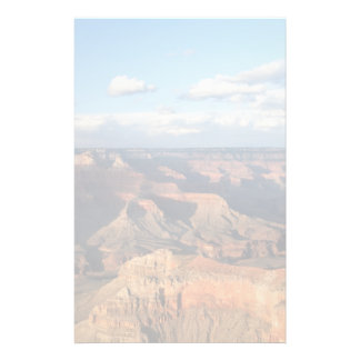 Grand Canyon seen from South Rim in Arizona Stationery