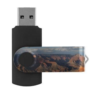 Grand Canyon seen from South Rim in Arizona Swivel USB 2.0 Flash Drive