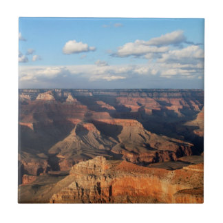 Grand Canyon seen from South Rim in Arizona Tile