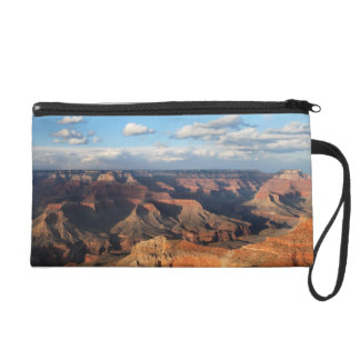 Grand Canyon seen from South Rim in Arizona Wristlet Clutch