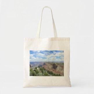 Grand Canyon Skies Budget Tote Bag