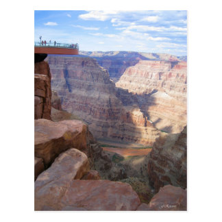 Grand Canyon / Skywalk Postcard