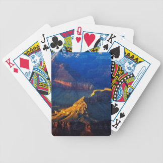 Grand Canyon South Rim Bicycle Playing Cards