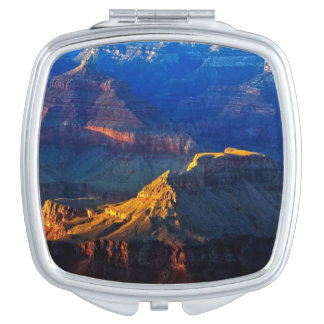 Grand Canyon South Rim Compact Mirror