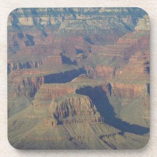 Grand Canyon South Rim Plastic coasters