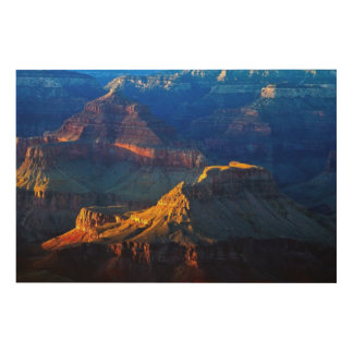 Grand Canyon South Rim Wood Wall Art