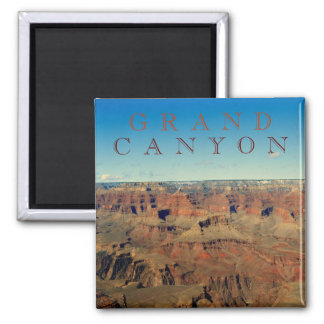 Grand Canyon Square Magnet