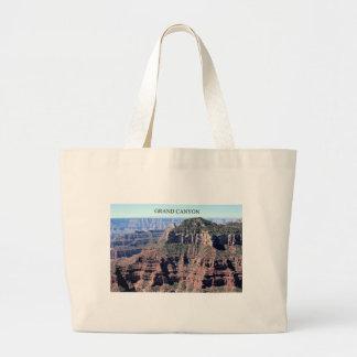 Grand Canyon; Stunning View Jumbo Tote Bag