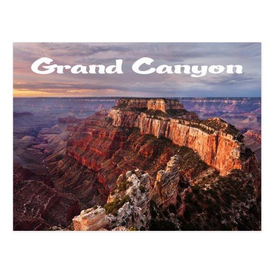 Grand Canyon Sunrise, Arizona, USA Postcard