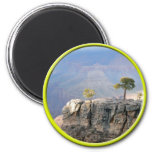 Grand Canyon View 4 Magnet