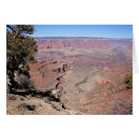 Grand Canyon Views Card