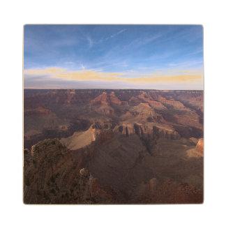 Grand Canyon Wood Coaster