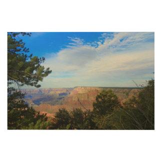 Grand Canyon Wood Print
