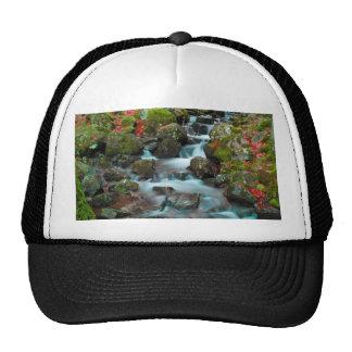 Grand Cascades Tendons Waterfall Trucker Hat