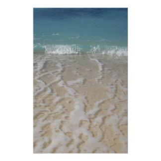 Grand Cayman Beach Stationery