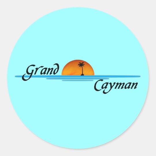 Grand Cayman Sticker