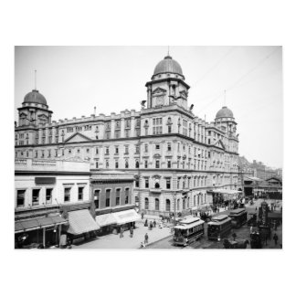 Grand Central Station, 1900 Postcard