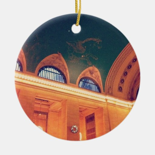 Grand Central Station Ceiling Ornament