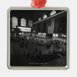 Grand Central Station Christmas Tree Ornaments