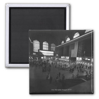Grand Central Station Fridge Magnet