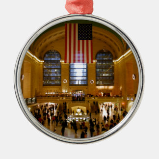 Grand Central Station New York Christmas Ornament