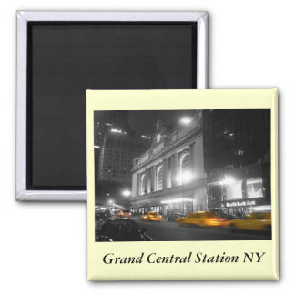 Grand Central Station New York Magnets