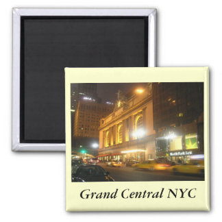 Grand Central Station, NYC Refrigerator Magnet