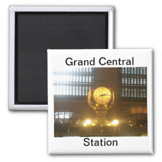 grand central station square magnet