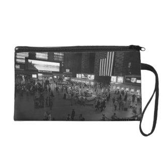 Grand Central Station Wristlet