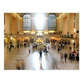 GRAND CENTRAL TERMINAL NEW YORK CITY POSTCARDS