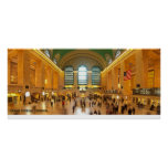 Grand Central Terminal Panorama In New York City Poster