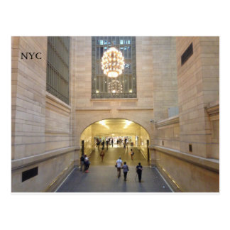 Grand Central Terminal Post Cards