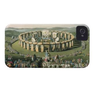Grand Conventional Festival of the Britons, aquati iPhone 4 Covers