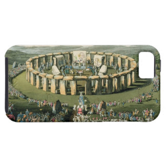 Grand Conventional Festival of the Britons, aquati iPhone 5 Cover