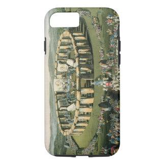 Grand Conventional Festival of the Britons, aquati iPhone 7 Case