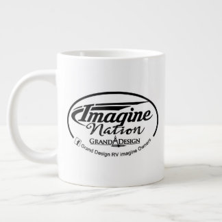 Grand Design Imagine Nation Jumbo Mug